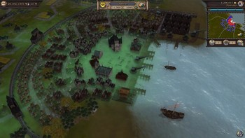 Screenshot1 - Port Royale 3: Gold & Patrician IV: Gold - Double Pack