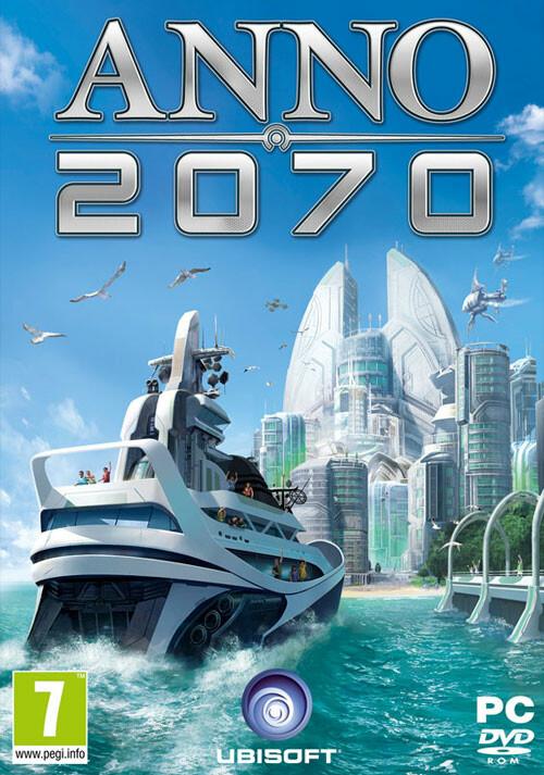 Anno 2070 - Cover