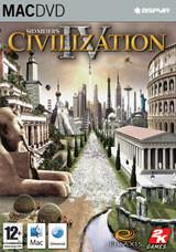 Civilization IV (Mac) - Cover