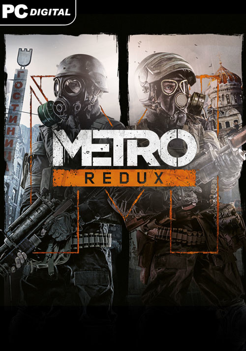 Metro Redux Bundle - Cover