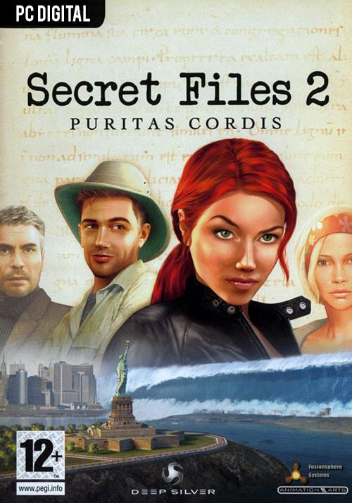 Secret Files 2: Puritas Cordis - Cover