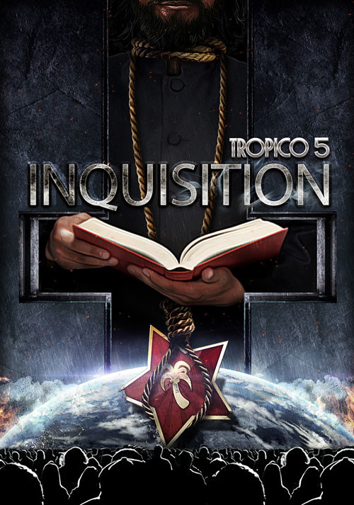 Tropico 5 – Inquisition DLC - Cover