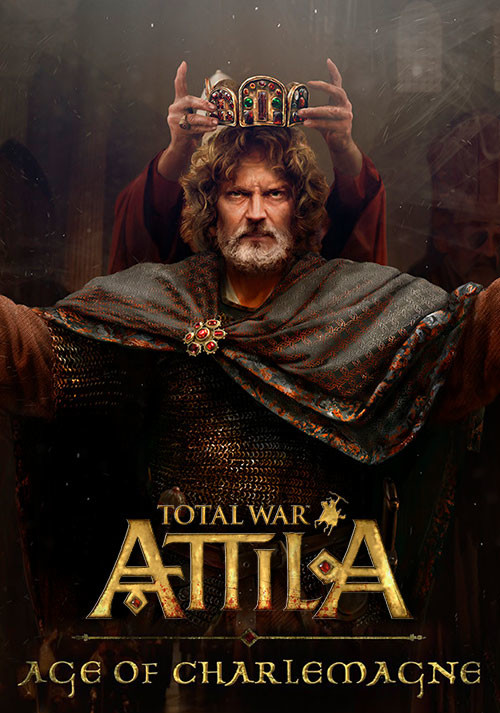 Total War: ATTILA - Age of Charlemagne Pack - Cover