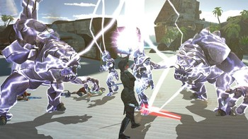 Screenshot1 - Star Wars: Knights of the Old Republic