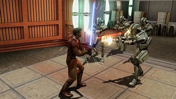 Screenshot6 - Star Wars: Knights of the Old Republic