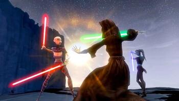 Screenshot1 - Star Wars The Clone Wars: Republic Heroes