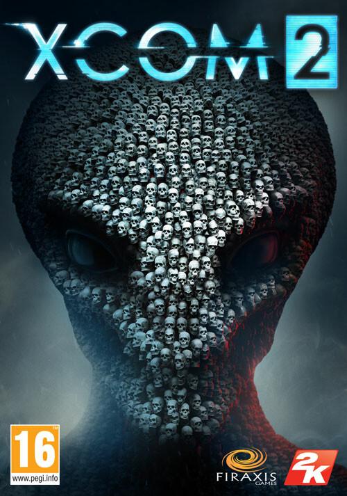 XCOM 2 - Cover