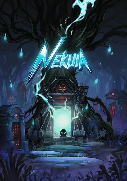 Nekuia - Cover