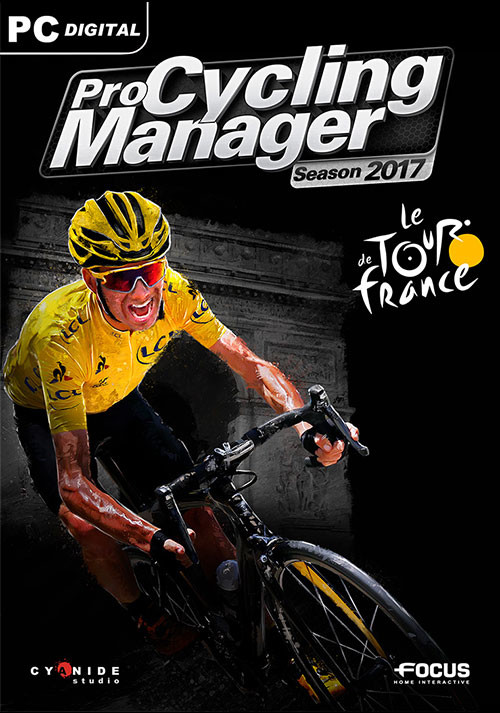 Pro Cycling Manager 2017 - Cover