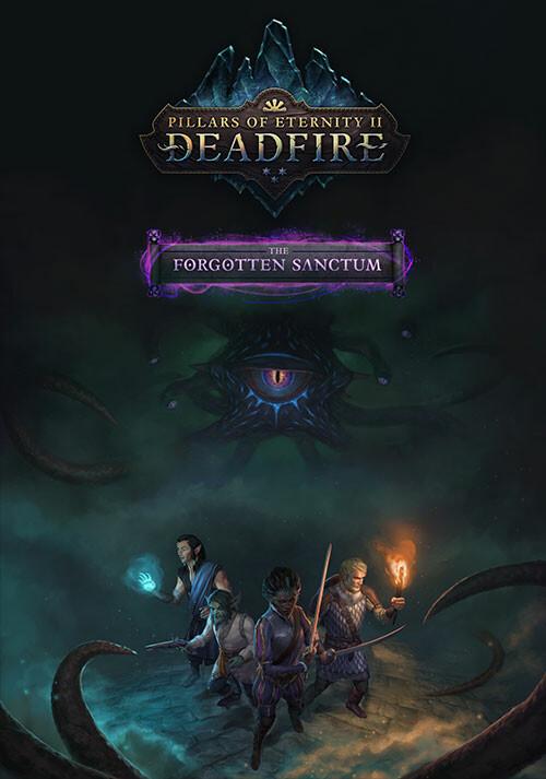 Pillars of Eternity II: Deadfire - The Forgotten Sanctum - Cover