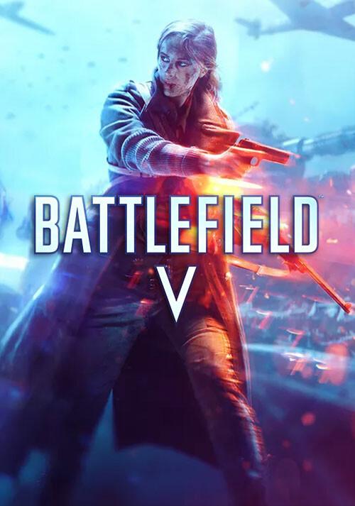 Battlefield V - Cover
