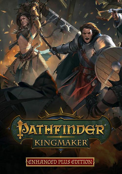 Pathfinder: Kingmaker - Explorer Edition - Cover