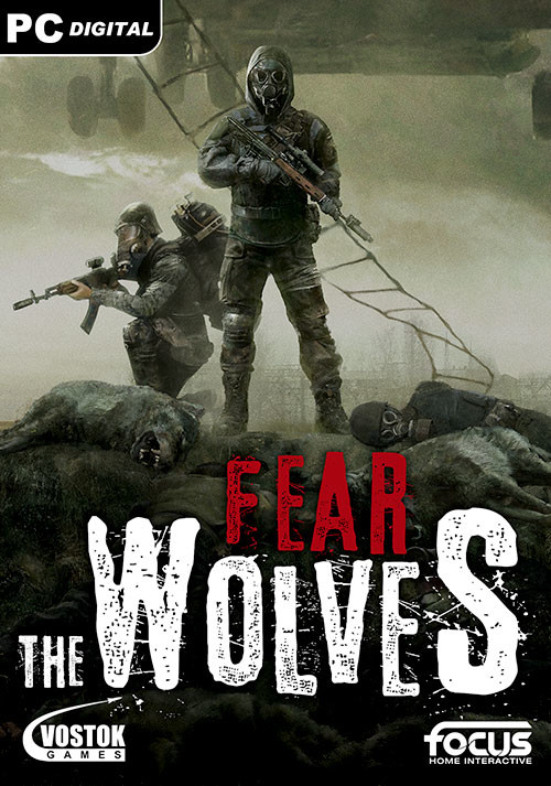 Fear The Wolves - Cover