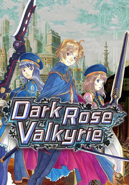 Dark Rose Valkyrie - Cover