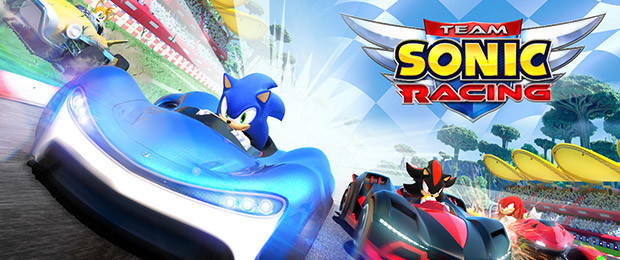 Team Sonic Racing will allow you to customie your racer!