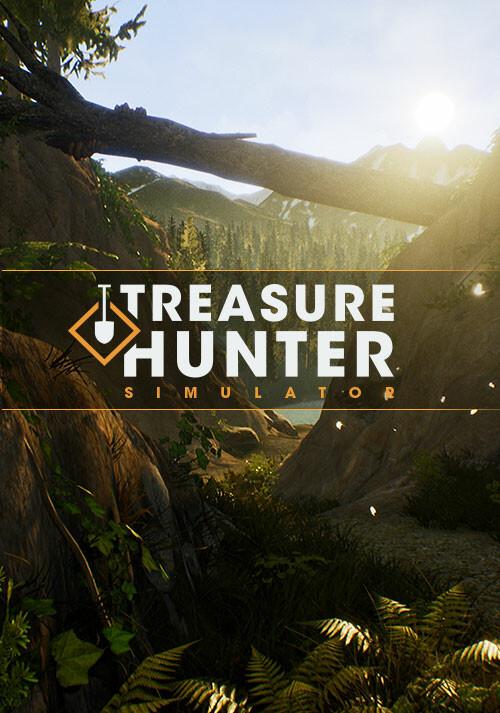 Treasure Hunter Simulator - Cover