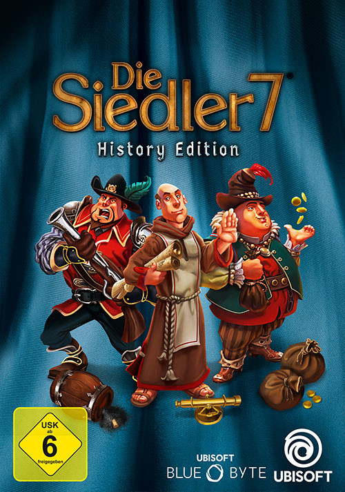The Settlers® 7 : History Edition - Cover